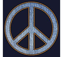 peace (Jeanse & Rope) Photographic Print