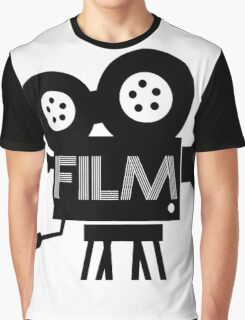 FILM - CAMERA Graphic T-Shirt