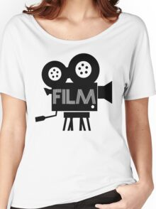 FILM - CAMERA Women's Relaxed Fit T-Shirt