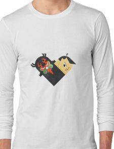 Aku & Samurai Jack Long Sleeve T-Shirt