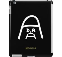 Darth Vader – Name To A Face iPad Case/Skin