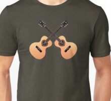 Love Acoustic Guitars Unisex T-Shirt