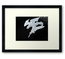 Courage  Framed Print