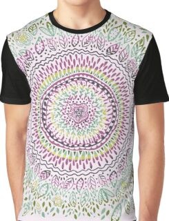 Intricate Spring Graphic T-Shirt