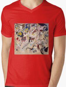 Kandinsky - Skizze Mens V-Neck T-Shirt