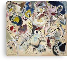 Kandinsky - Skizze Canvas Print