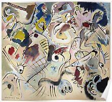 Kandinsky - Skizze Poster