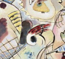Kandinsky - Skizze Sticker