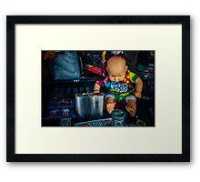 Keep Austin Weird Framed Print