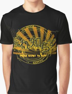 TSW - Fear Nothing Foundation Graphic T-Shirt