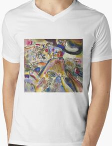 Kandinsky - Small Pleasures Mens V-Neck T-Shirt