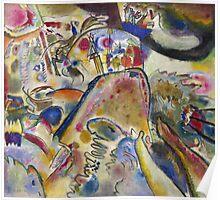 Kandinsky - Small Pleasures Poster