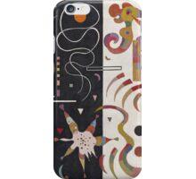 Kandinsky - Striped iPhone Case/Skin