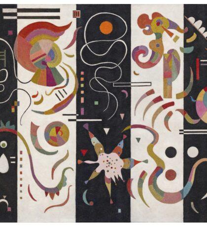 Kandinsky - Striped Sticker