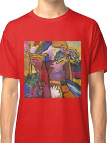 Kandinsky - Study For  Painting With White Border Classic T-Shirt