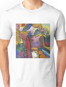 Kandinsky - Study For  Painting With White Border Unisex T-Shirt