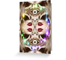 Magic Spell Greeting Card