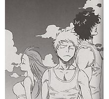 Bleach - Ichigo, Inoue & Chad Photographic Print