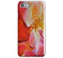 Camellia's Blush iPhone Case/Skin