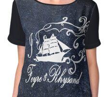 I Ship Feyre and Rhysand Chiffon Top