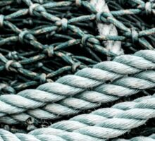 Net and Rope Sticker
