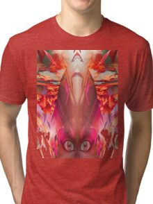 landscape Fusion Tri-blend T-Shirt