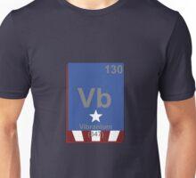 Vibranium Periodic Table Unisex T-Shirt