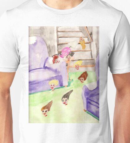 Revenge Of The Doll Heads Unisex T-Shirt