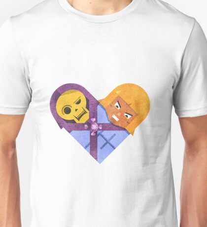 Skeletor & He Man Unisex T-Shirt