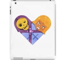 Skeletor & He Man iPad Case/Skin