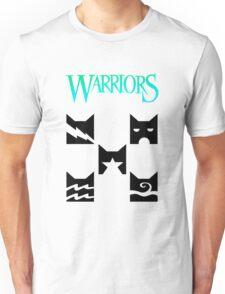 Warrior cats design Unisex T-Shirt