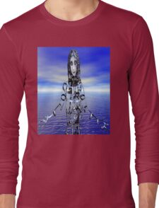 Welcome to the future Long Sleeve T-Shirt