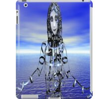 Welcome to the future iPad Case/Skin
