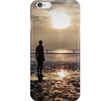 Watching the Sunset iPhone Case/Skin