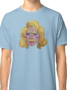Butch Queen: First Time In A Lacefront Classic T-Shirt