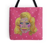 Butch Queen: First Time In A Lacefront Tote Bag