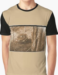 """Along Time Warp Road""... prints and products Graphic T-Shirt"