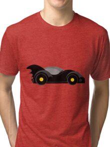 Batmobile Tri-blend T-Shirt