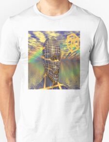 Planet illusion Unisex T-Shirt