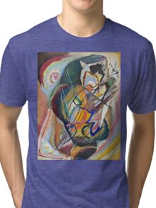 Kandinsky -  Improvisation Tri-blend T-Shirt