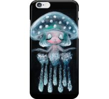 Jellyfish Mermaid iPhone Case/Skin