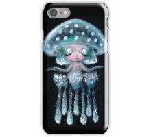 Jellyfish Mermaid iPhone Case/Skin