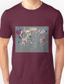 Kandinsky - Various Actions Unisex T-Shirt