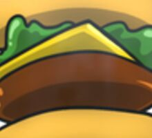 CSGO Bossy Burger Sticker Sticker