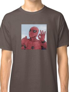 Spider-man On Point Classic T-Shirt