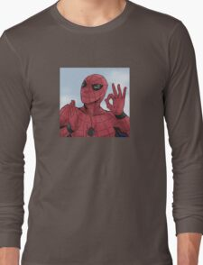 Spider-man On Point Long Sleeve T-Shirt
