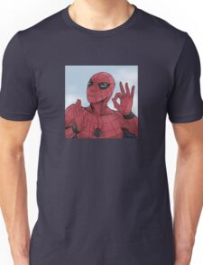 Spider-man On Point Unisex T-Shirt
