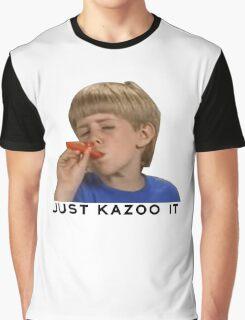 Just Kazoo It!  Graphic T-Shirt