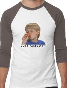 Just Kazoo It!  Men's Baseball ¾ T-Shirt