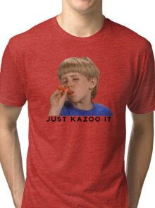 Just Kazoo It!  Tri-blend T-Shirt